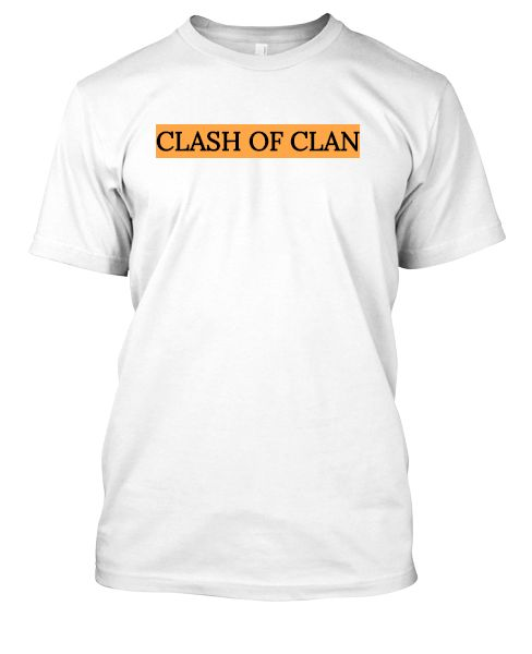 CLASH OF CLAN - Front