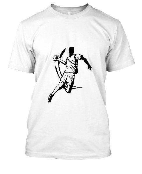HAND BALL PLAYERS NO 1 - Front