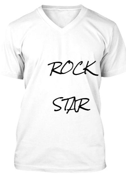 ROCK STAR - Front