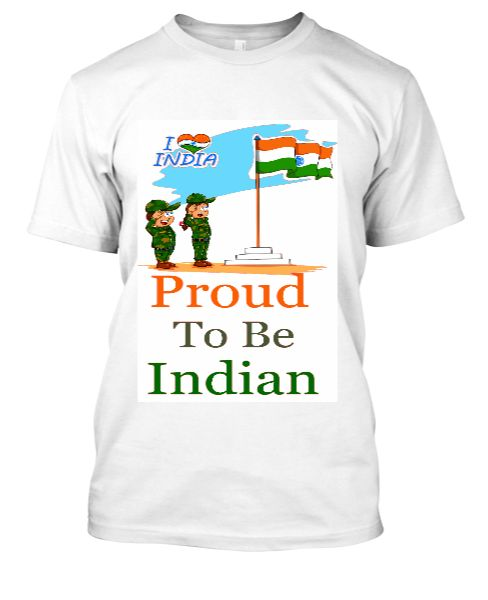INDEPENDENCE  T-SHIRT - Front
