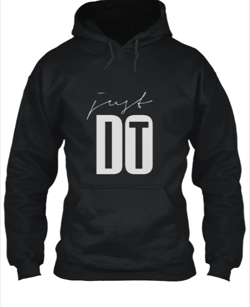 Just Do It | 2 Colors Available - Front