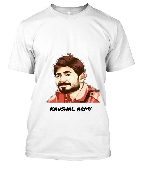 Kaushal Army - Front