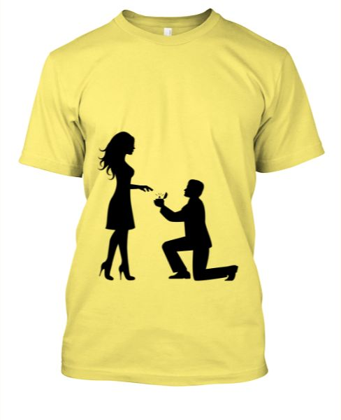 Love Birds Tshirt - Front