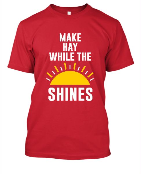 Make Hay - Front