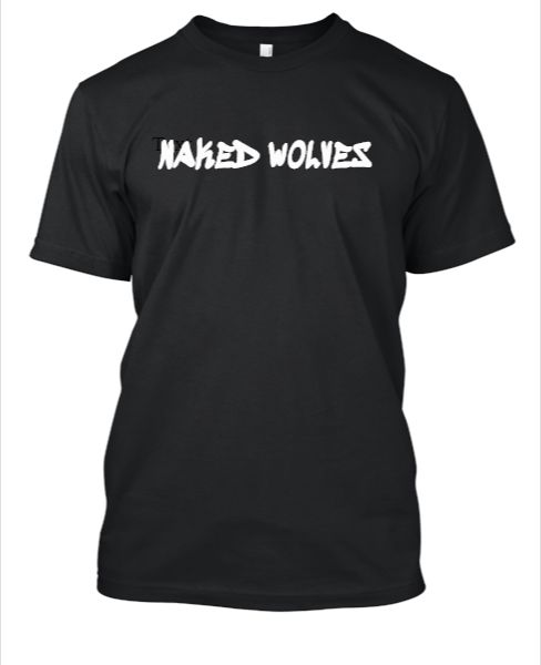 NAKED WOLVES T-Shirt - Front