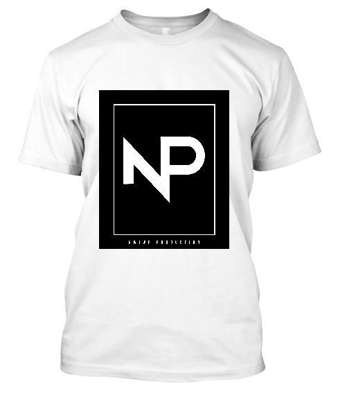 Nwjwr Production White T - Front