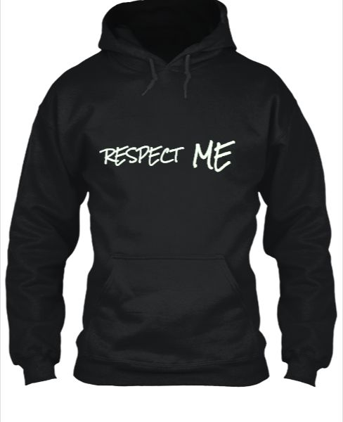 RESPECT HOODIE - Front