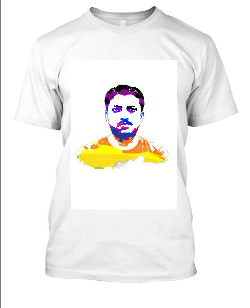 Self Photo T-Shirt - Front