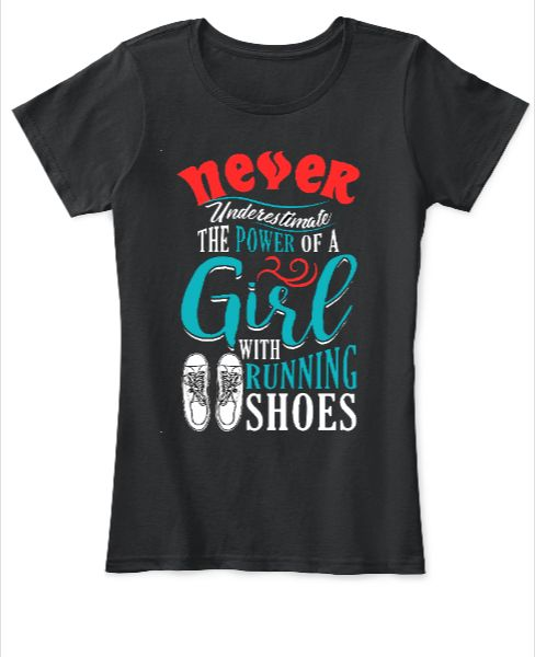 Shoes women tee - Front