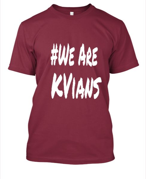 We Are KVinas - Front