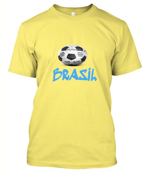 World Cup Tshirt - Front