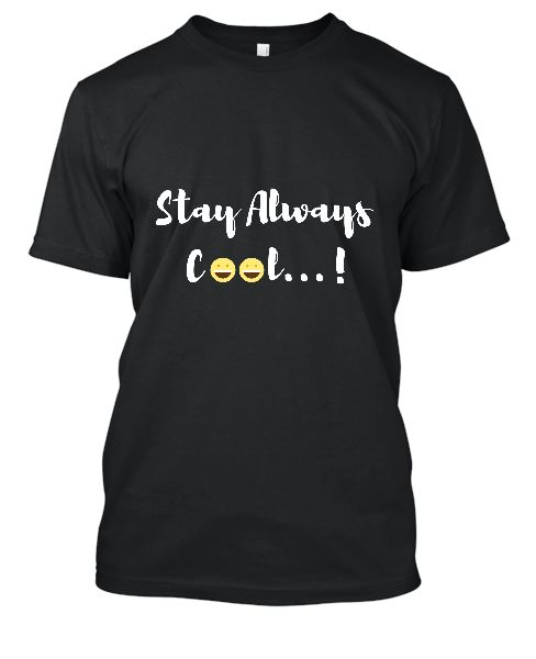 Stay Always Cool - Front