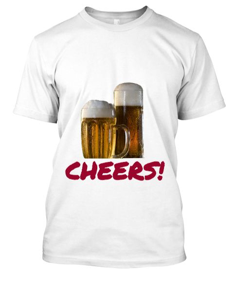 Beer T-Shirt - Front
