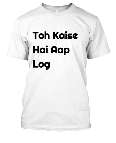 carryminati tshirt - Front
